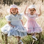 Vintage Country Child Photoshoot 1