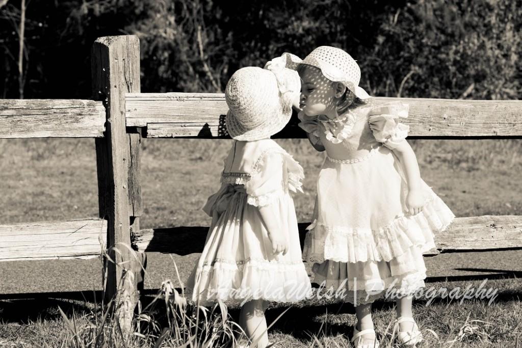 Vintage-country children's photoshoot | Angela Welsh Designs