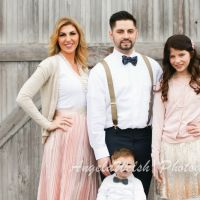 Family Photo Shoot | Going Glam | Angela Welsh Designs