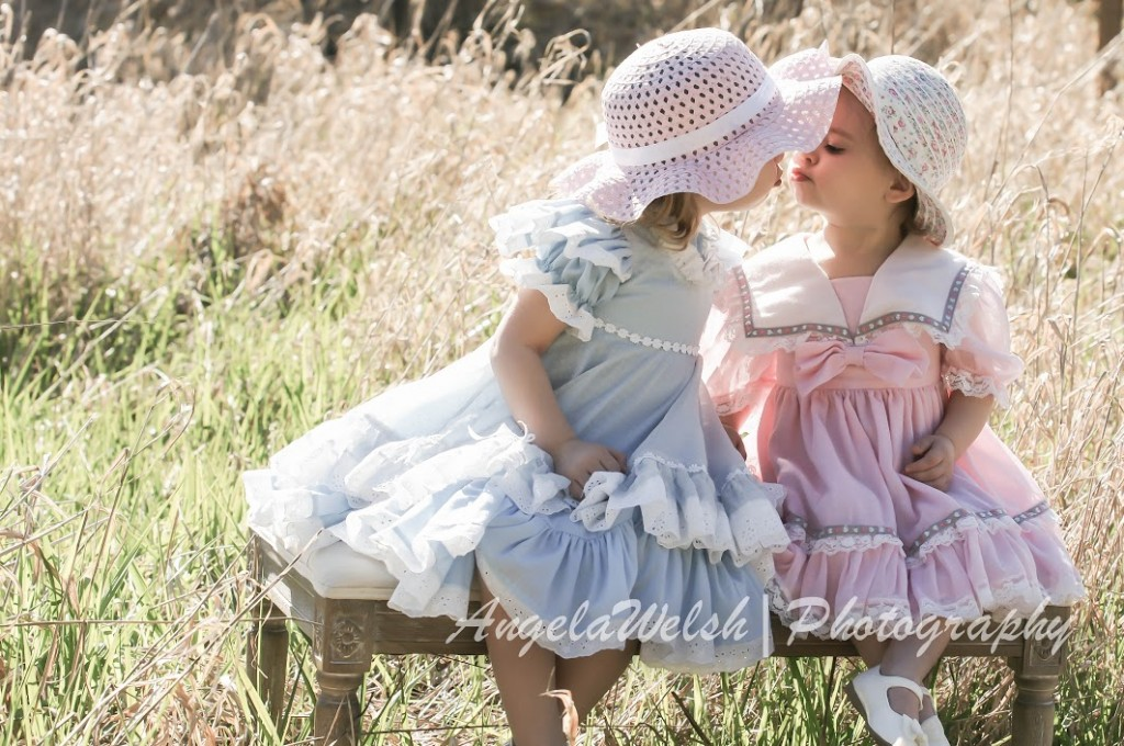 Vintage country child photoshoot 2